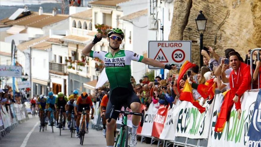La Vuelta a Andalucía, aplazada por el covid-19