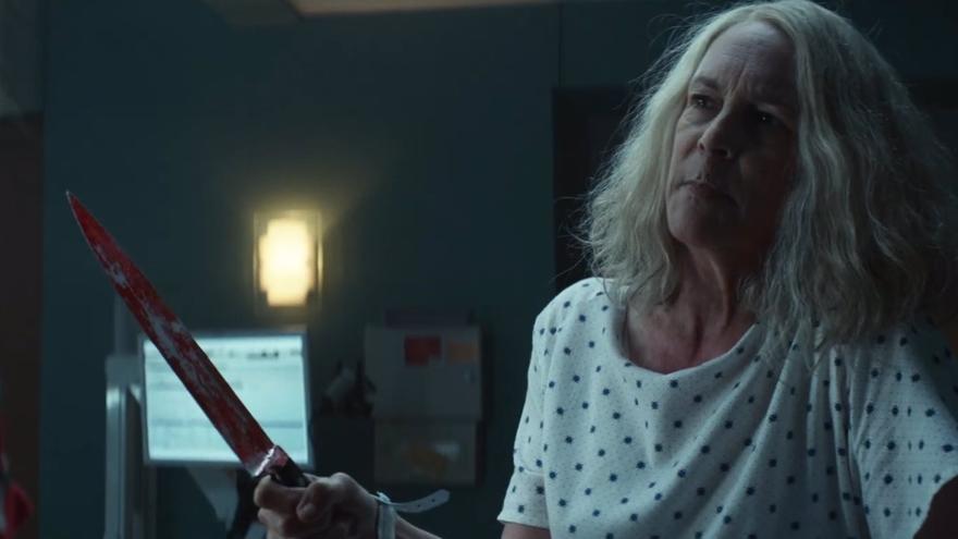 El pueblo se alza contra Michael Myers en el tráiler final de 'Halloween Kills'