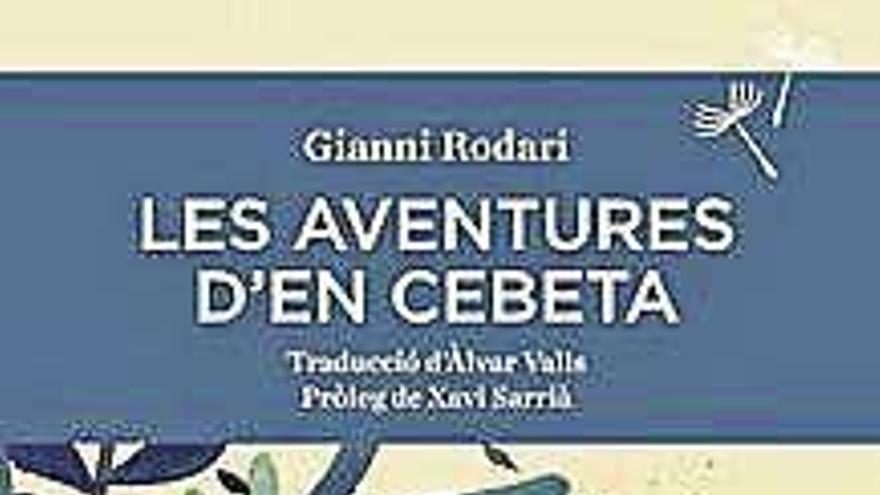 Les aventures d'en Cebeta, de Gianni Rodari