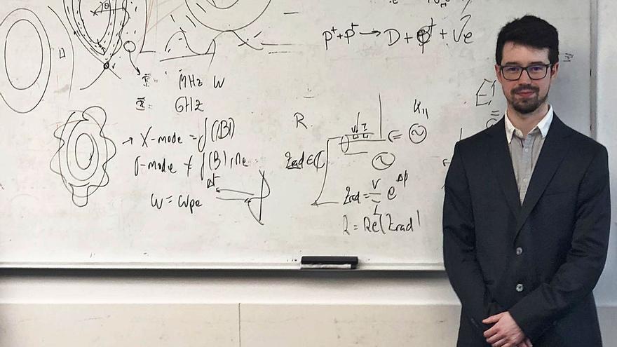 Guillermo Súarez, el físico ourensano en el germen de la fusión nuclear