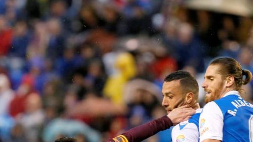El Barça guanya el títol de Lliga a Riazor amb hat-tick de Messi