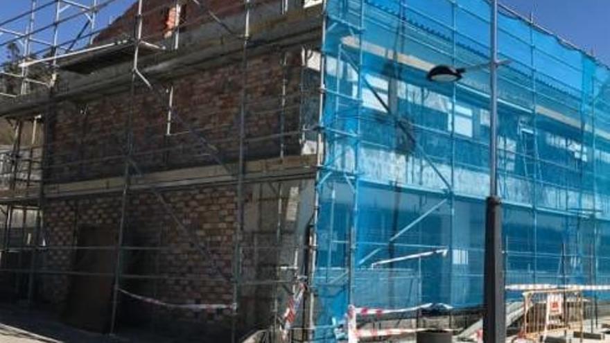 Cubela anuncia la segunda fase de las viviendas de los maestros de Cerdedo