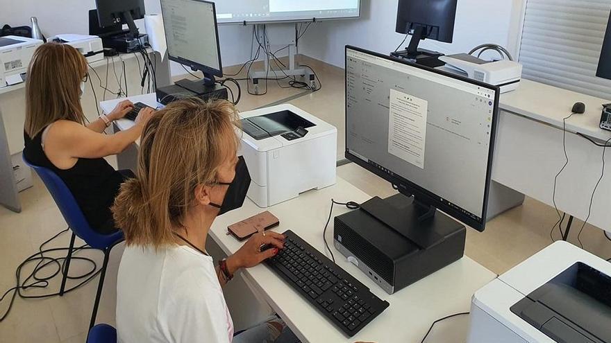 La diputación tramita 3.000 servicios de digitalización al mes