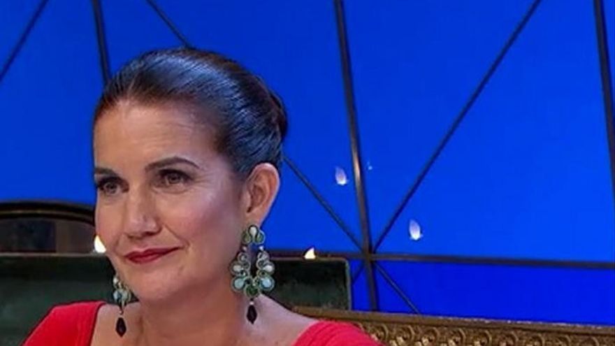 Samantha Vallejo-Nágera: el alucinante vídeo de sus pinitos en televisión