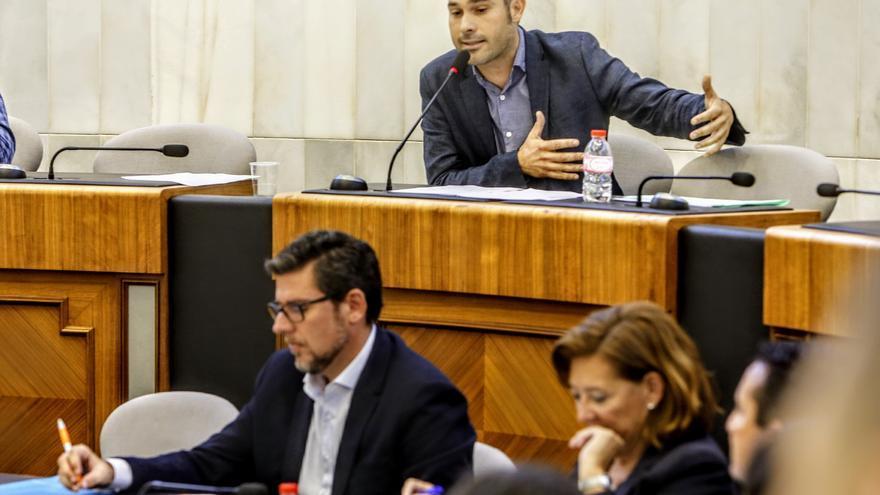 Compromís pide información sobre las contrataciones de la Diputación con empresas del caso Erial