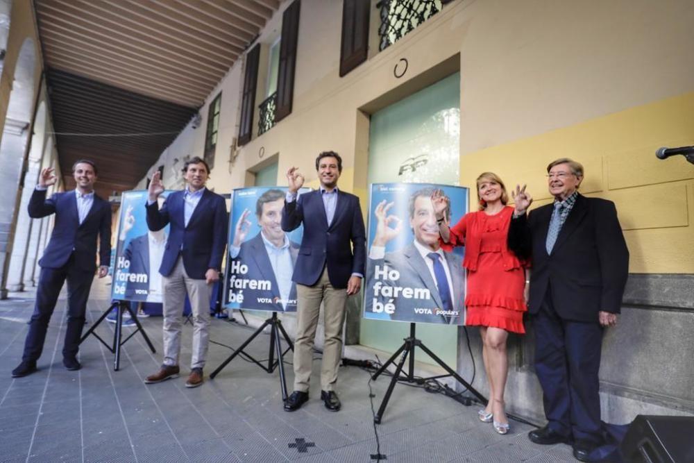 Empieza la campaña electoral