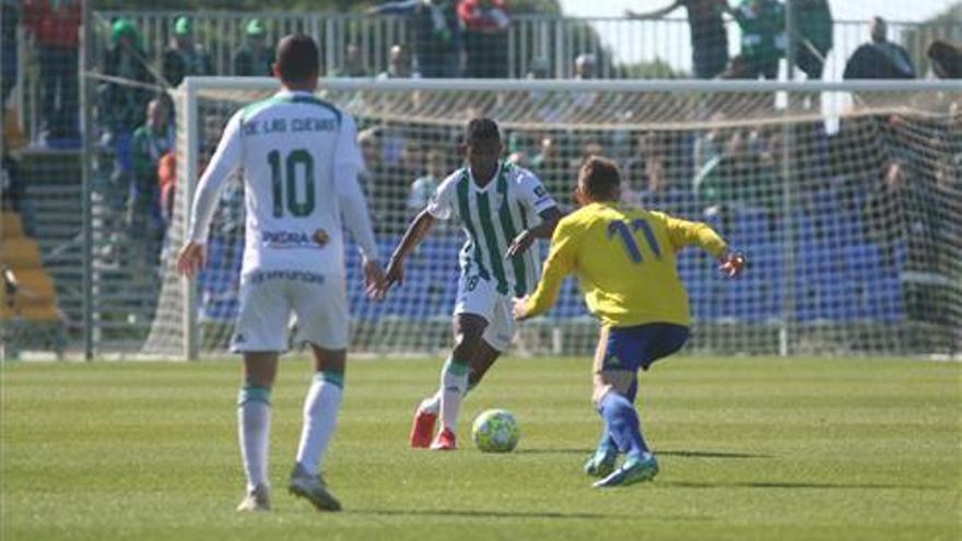 Los nombres propios del Cádiz B-Córdoba CF