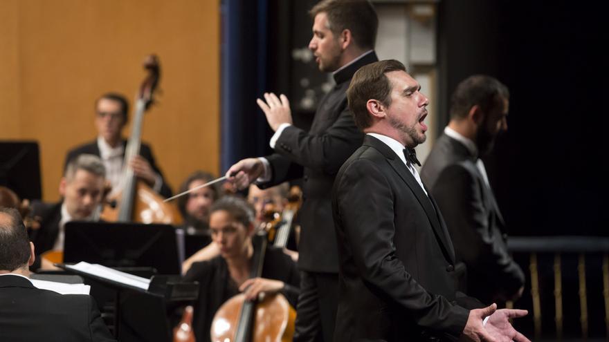Tutto Puccini. El mejor espectáculo de ópera llega al Teatro Cervantes