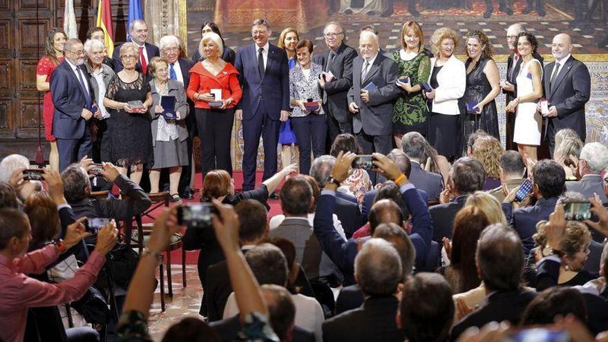 """Puig propone un pacto """"territorial"""" para una España """"federal"""""""