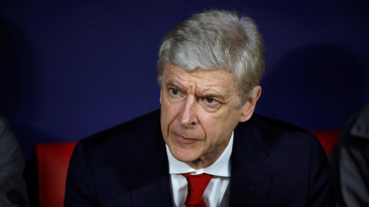 Arsène Wenger, director de desarrollo del fútbol mundial en la FIFA.