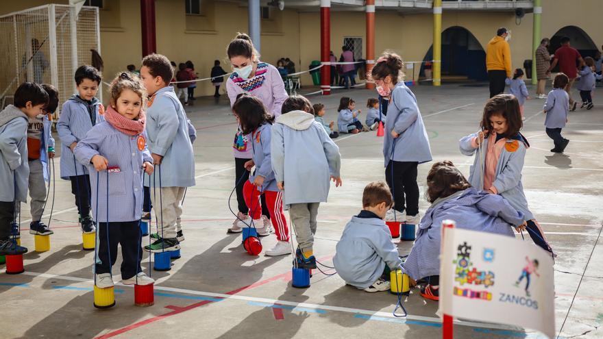 Los centros infantiles de Extremadura convocan una huelga para este viernes