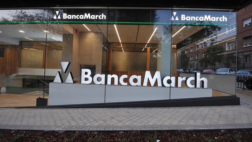 Banca March adelanta a este viernes el pago de las pensiones
