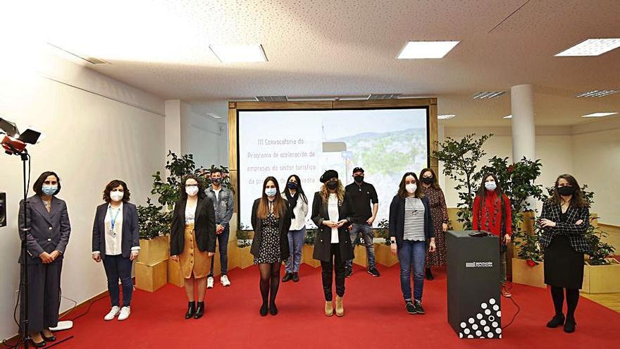La tercera aceleradora de turismo de la Diputación se cierra con diez proyectos