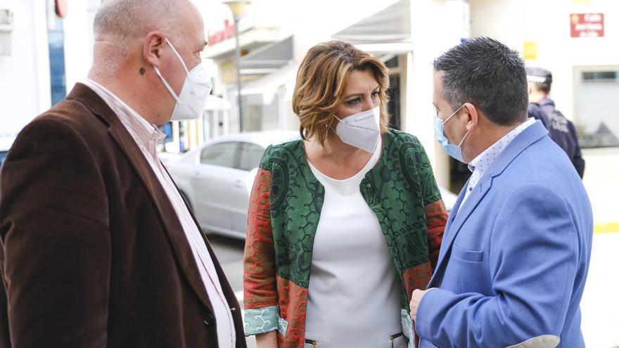 El PSOE de Córdoba se divide por adelantar o no las primarias a candidato de la Junta