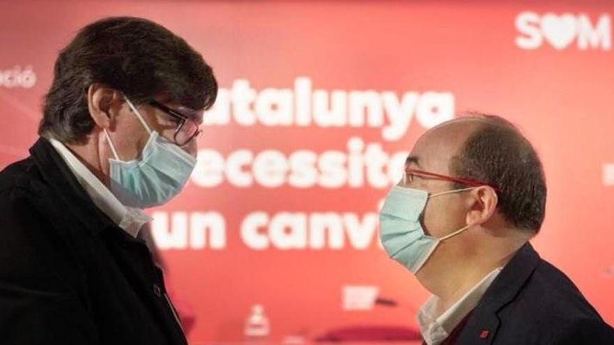 """Illa asume la candidatura en Cataluña """"como un acto de servicio"""""""