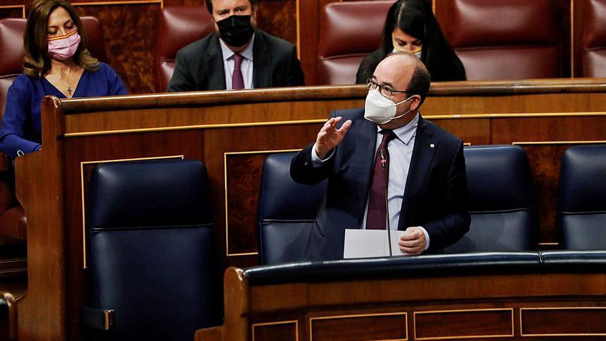 La propuesta del Gobierno del cese de interinos fracasó en el Consell de Lerma