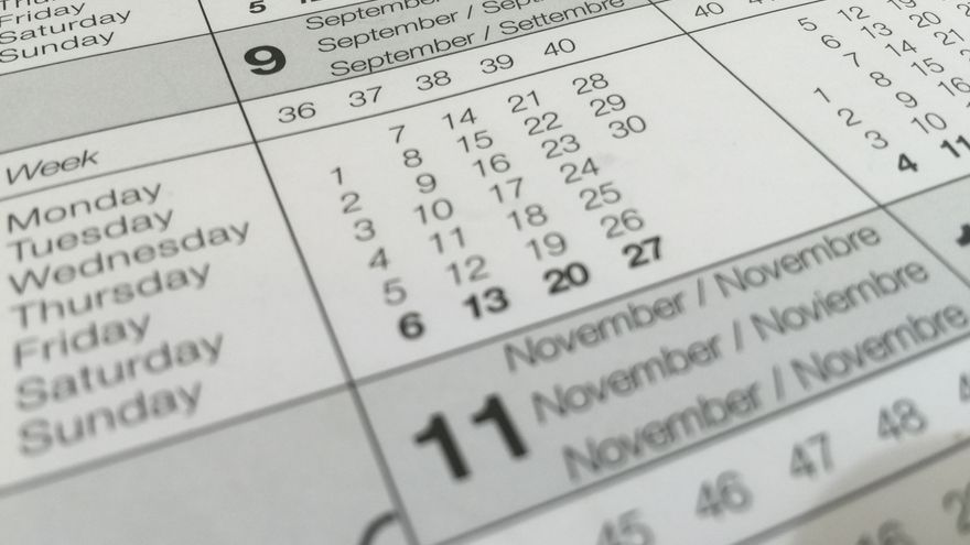 ¿Es festivo el lunes 2 de noviembre en la Comunitat Valenciana?