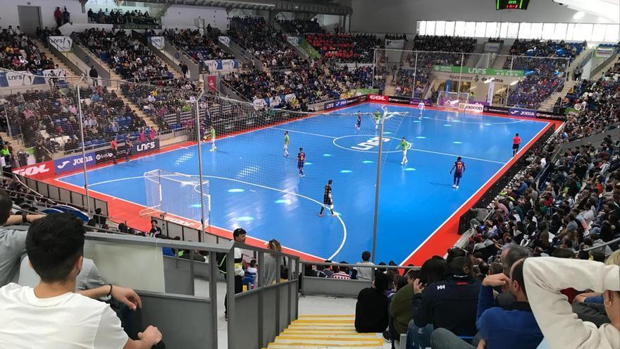 Los abonados del Palma Futsal podrán ver gratis el Feníe Energia–Guaguas
