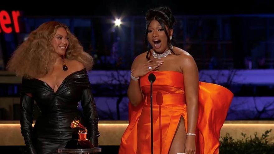 Beyoncé i Taylor Swift triomfen a la 63a edició dels Grammy