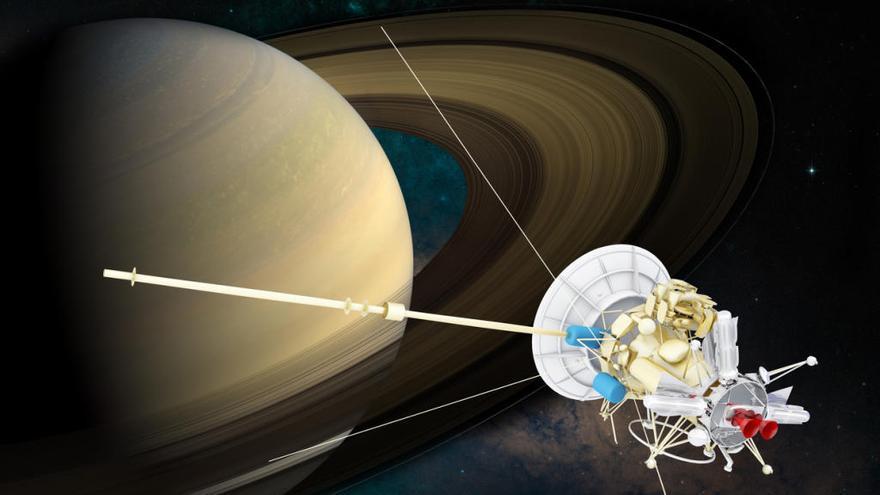 Los últimos días de Cassini: empieza la cuenta atrás