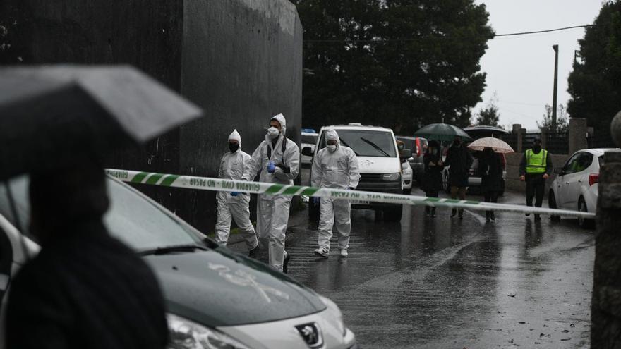 Detenido el hijo del hostelero muerto en un extraño accidente en Sanxenxo