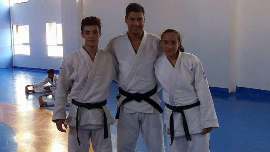El Judo Club Base inicia una nueva temporada