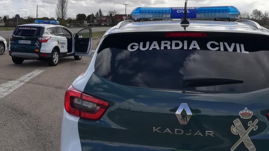 Detenido en Pontevedra un hombre que huyó de un control de tráfico en Mombuey