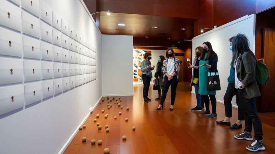 El arte sale en defensa del planeta en el Centro de Historias