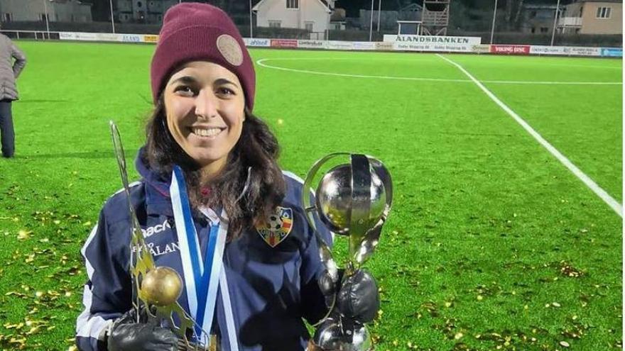 Rosita Herreros ficha por el Umea IK FF