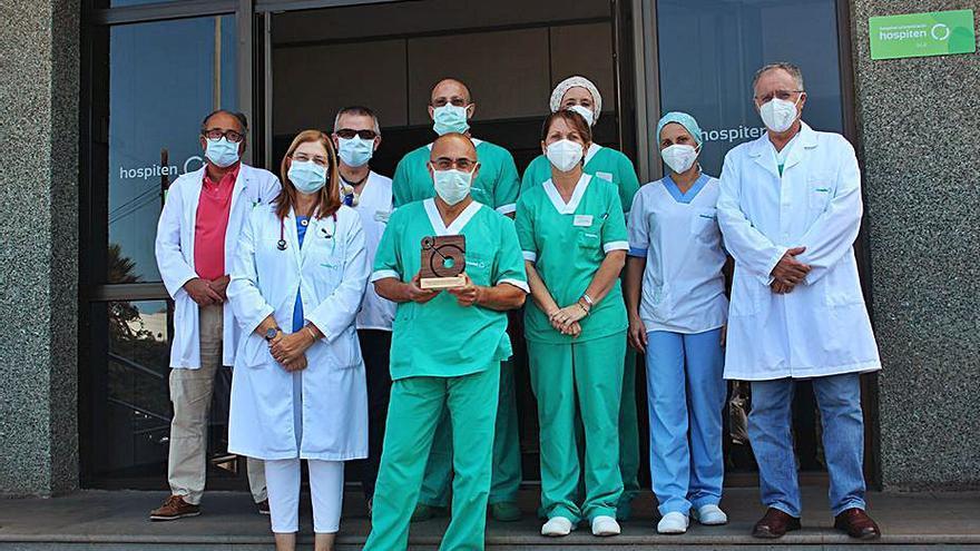 Hospiten Sur y Hospiten Lanzarote, entre los mejores hospitales de España