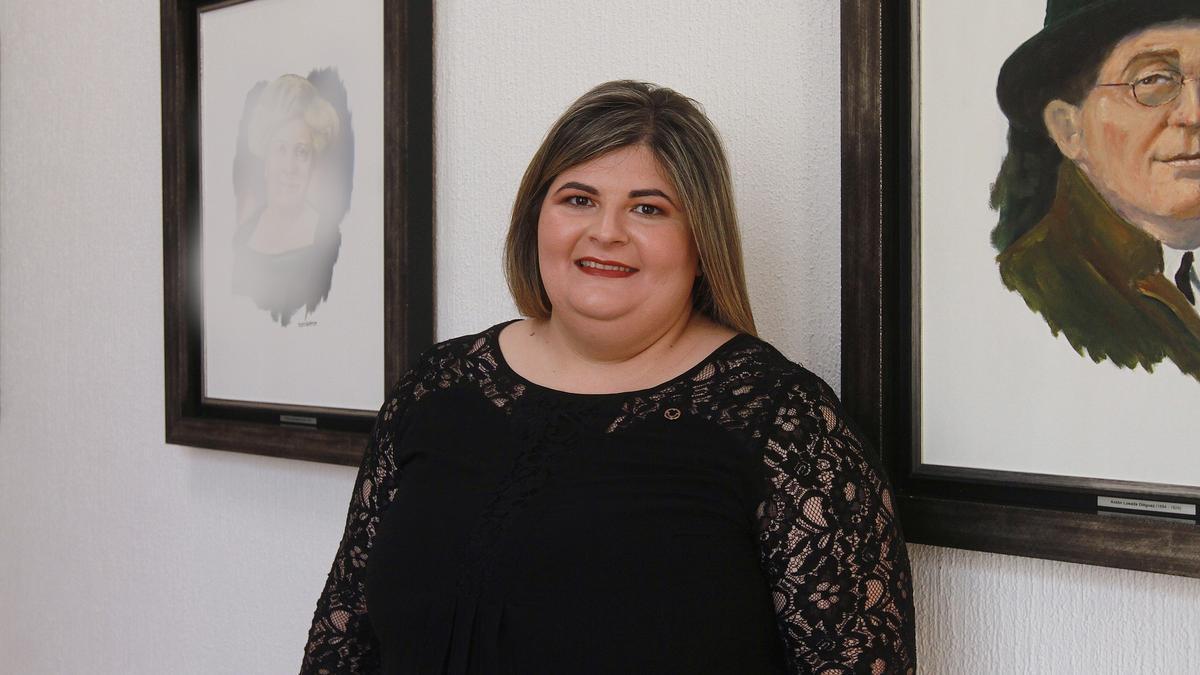 Patricia Torres, alcaldesa de Boborás.