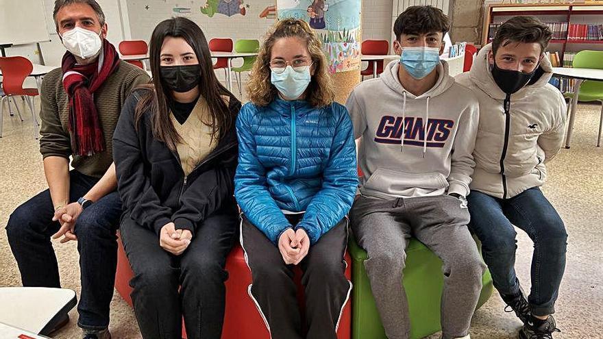 Un grup d'alumnes del Centre Escolar Empordà supera el repte d'EduEmprèn