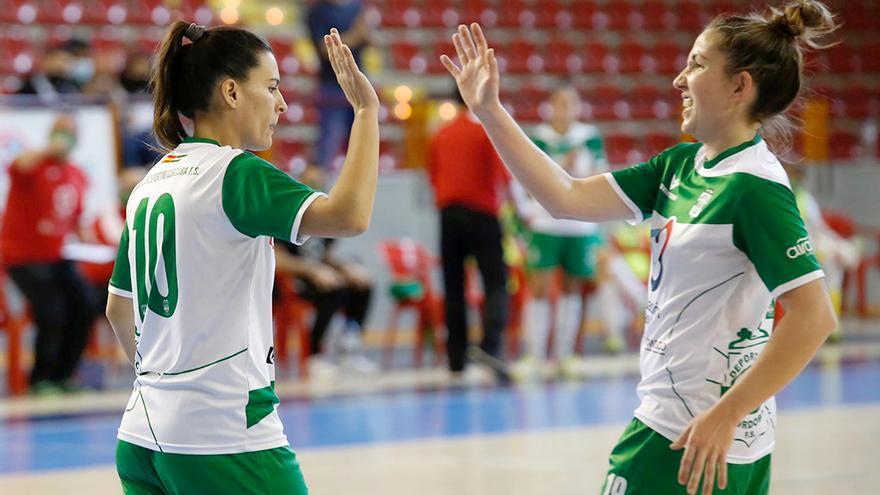 El Deportivo Córdoba y Celi Calderón atan su destino