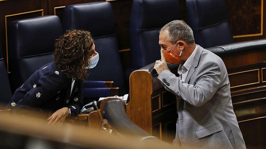 El inédito acuerdo por la financiación recaba en el Congreso amplia mayoría