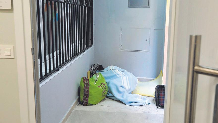 Mujeres sin hogar: cada vez son más y más vulnerables