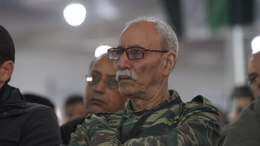 Fórum Canario Saharaui pide poner bajo custodia a Brahim Gali, líder del Frente Polisario
