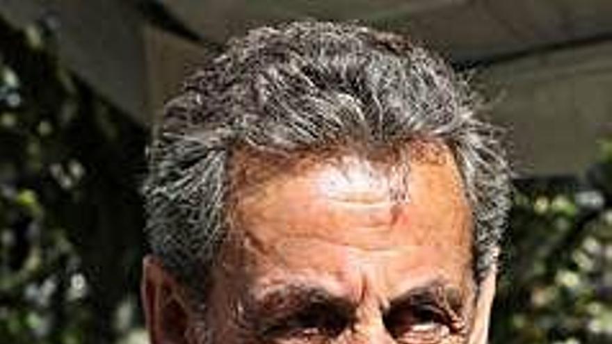 Sarkozy serà jutjat pels delictes de corrupció         i tràfic d'influències