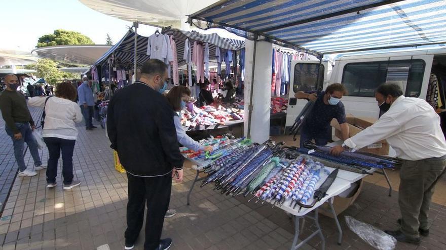 El Ayuntamiento aprueba ayudas para 238 vendedores ambulantes
