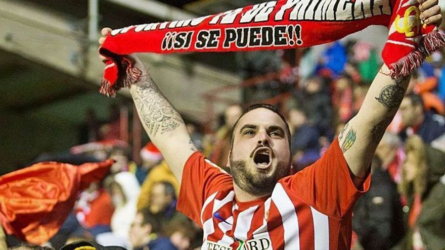 El Sporting amplía San Froilán en Lugo