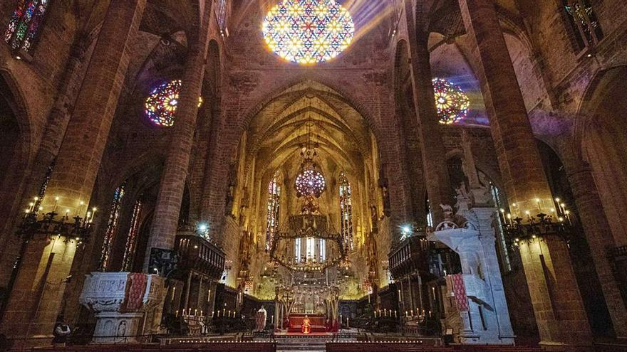 Buscan nuevas voces para el coro de la Catedral de Mallorca