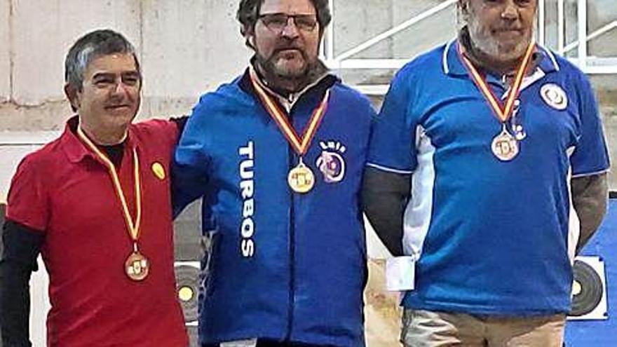 El benaventano Bernardo Martínez Rodríguez subcampeón regional