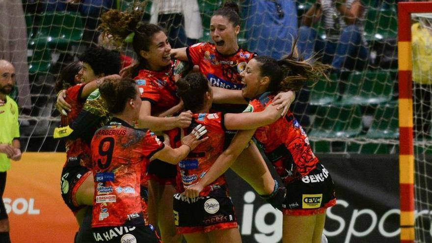 La EHF European Cup se jugará en Rincón