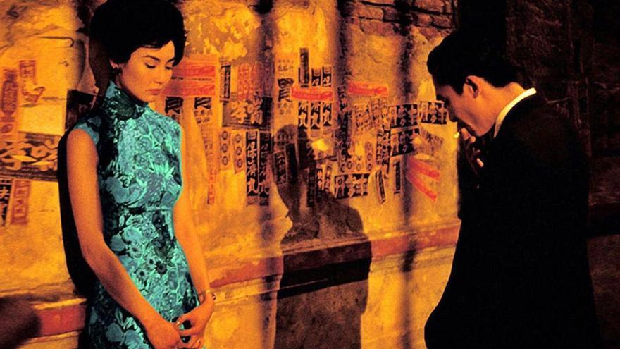El Albéniz revisa seis títulos clave de Wong Kar Wai