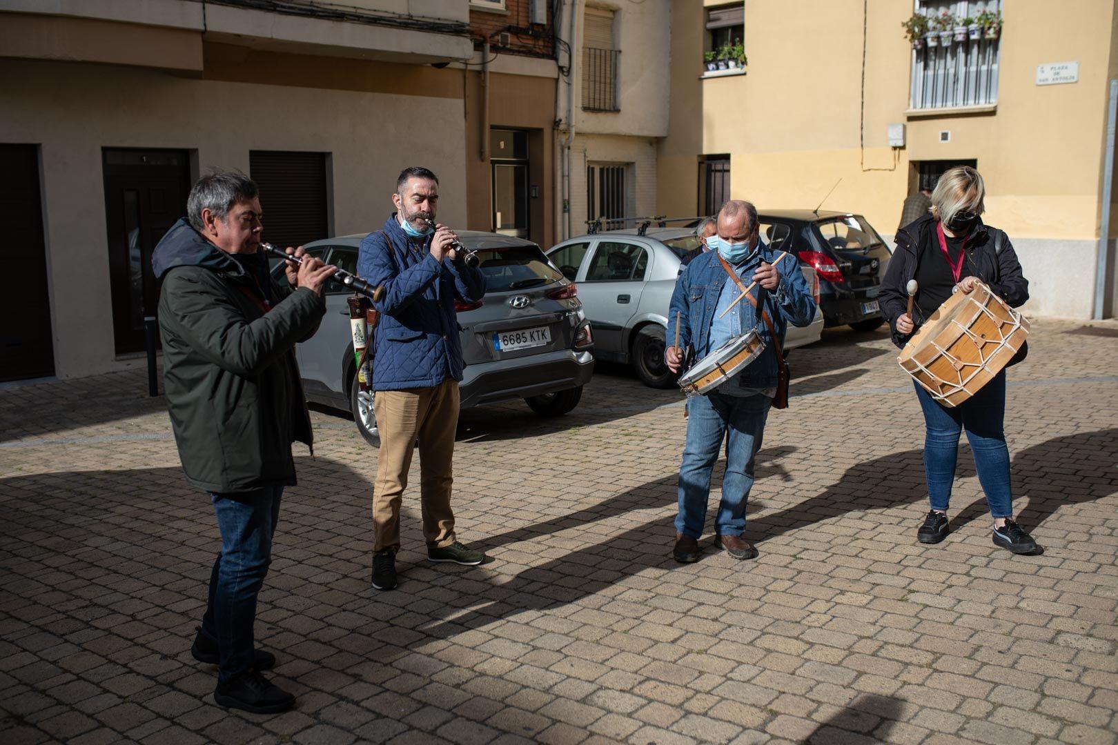 GALERÍA | Las mejores imágenes de la segunda romería de La Hiniesta en pandemia