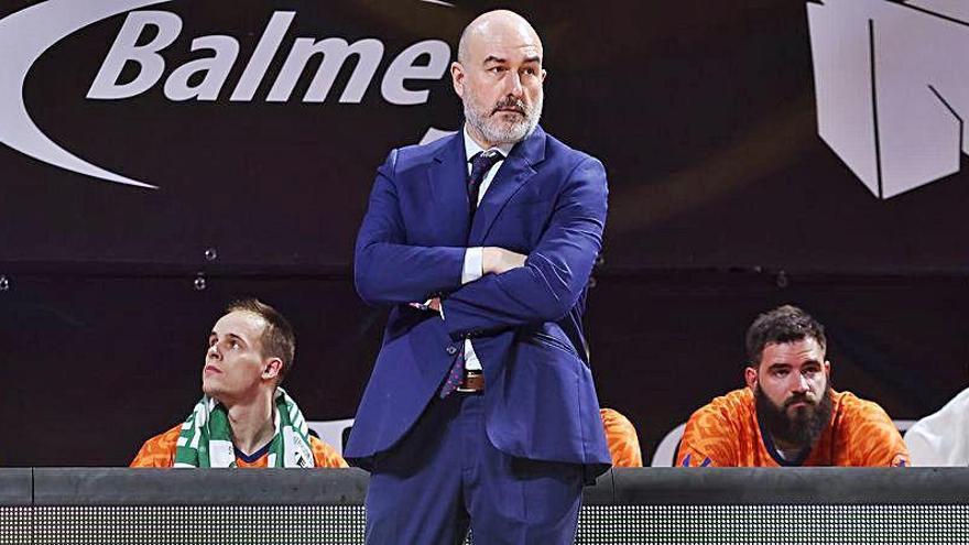 Ponsarnau y Van Rossom analizan la derrota en Tenerife