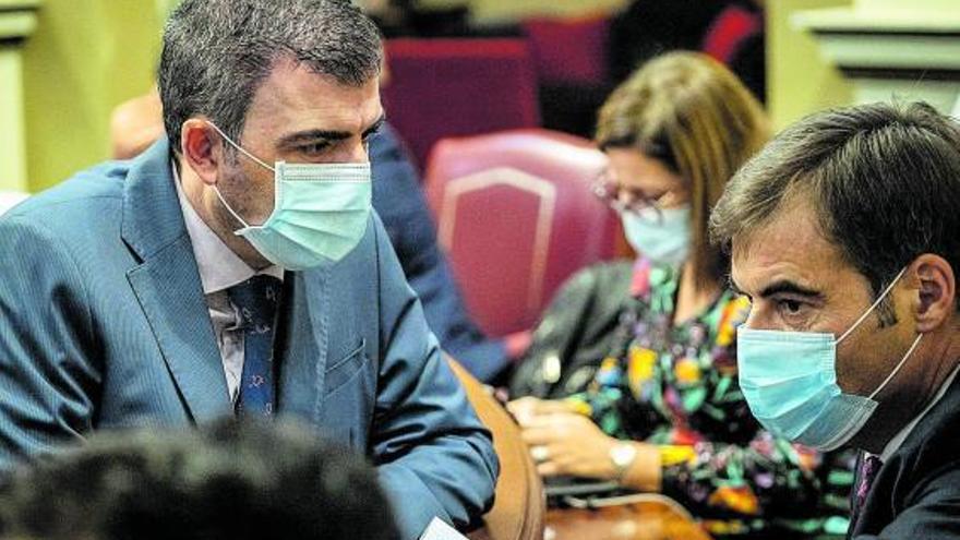 El Gobierno logra salvar su presupuesto  anti-covid de la oposición rotunda del PP
