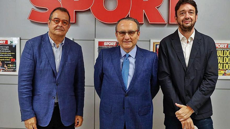 Prensa Ibérica nomena Albert Sáez  nou director de l'«Sport»