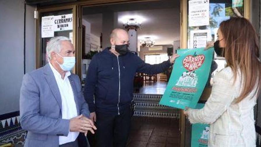 Churriana organiza un concurso de escaparates navideños