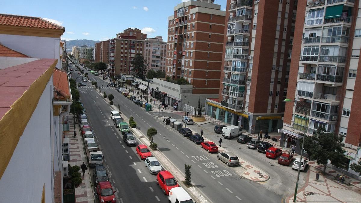 Carretera de Cádiz.