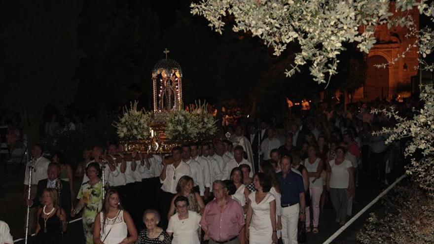 Cañete y Villafranca se visten de fiesta para recibir a sus patronas